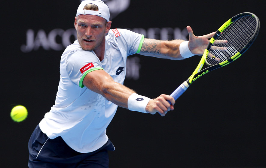 Sam Groth Ranking
